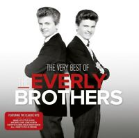 THE EVERLY BROTHERS - VERY BEST OF THE EVERLY BROTHERS  CD NEU