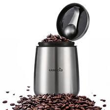 Easehold Vakuum Vorratsdosen Kaffeebohnen Kaffeebehälter Zucker Tehälter +Scoop