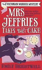 New Book Mrs Jeffries Takes the Cake by Emily Brightwell (Paperback, 2015)