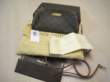 Authentic Louis Vuitton M95567 EVA Chain Strap Cross Body Pochette Clutch