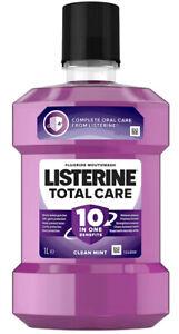 Listerine TOTAL CARE Clean Mint 1 Litre 1L