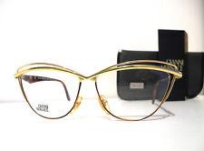 Gianni Versace Real Vintage Eyeglasses Lady Cat's Eyes V39 Montatura Occhiali