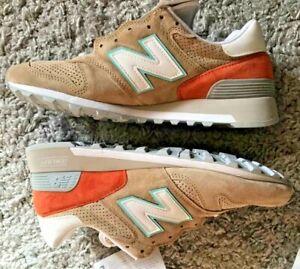 New Balance 1300 Tan Orange Men's Sneakers 9 US M1300AA Made in USA