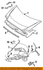 CHRYSLER OEM Hood-Bumper Cushion 4103165