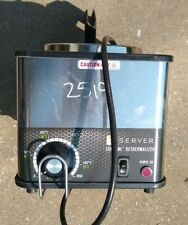 Server FSPW-SS Nacho Cheese/Fudge Topping Dispenser & Condiment Warmer