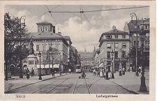 AK Mainz. Ludwigstrasse um 1918 nach München
