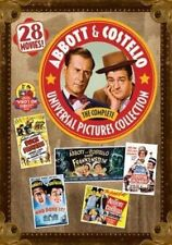 Abbott and Costello The Complete Universal Pictures Collection DVD 15 Disc