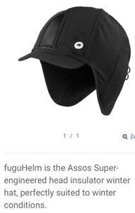Assos FuguHelm Wintet Cap.