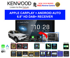 Kenwood DDX9020DABS Stereo Upgrade To Suit Ford Explorer 2002-2005