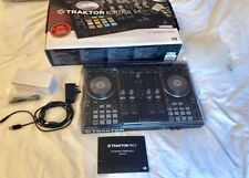 Native Instruments Traktor Kontrol S4 MK2 DJ Controller + COVER *MINT CONDITION*