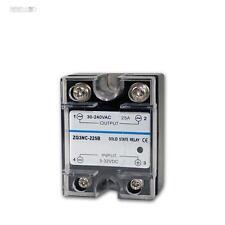 Lastrelais (Triac) elektronisch, 3-32VDC / 30-240VAC max. 25A, Relais Schütz
