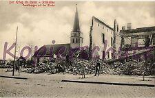 Erster Weltkrieg (1914-18) Normalformat Ansichtskarten aus den ehemaligen deutschen Gebieten für Dom & Kirche