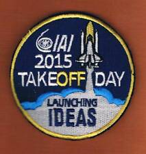 NASA - ISRAEL IDF IAF PATCH STS-107 ILAN RAMON 12th ANNIVERSARY TO DISASTER