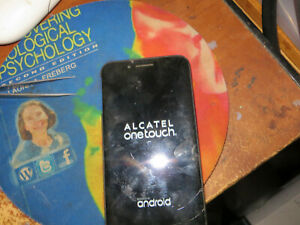 Alcatel OneTouch Conquest - 7046T  Sprint