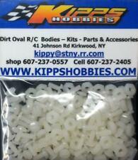 K440NWT White Kipps 440 Nylon Nuts and Bolts
