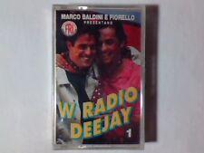 FIORELLO MARCO BALDINI W Radio Deejay vol. 1 mc SIGILLATA RARISSIMA