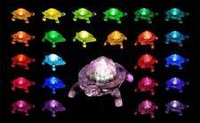 Solar Turtle Lamp Garden Lawn Decor Stake Color Changing Led Landscape Light