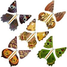 Novelty Kids Toys Freedom Flying Butterfly Handmade Magic Props