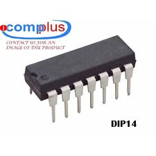 MM74C902N IC-DIP14 CMOS SERIES, HEX 1-INPUT NON-INVERT GATE