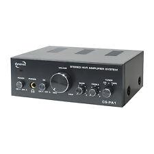 Dynavox CS-PA1 Mini-Hifi Amplificateur 2x50 Watt Noir (201431) Neuf