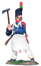 W. Britain Napoleonic Set 36004, French Light Infantry Sapper #1