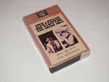 Betamax Video ~ Butch & Sundance: The Early Years ~ Pre-Certificate ~ 20th Fox