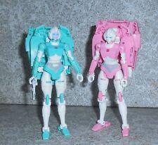 Transformers Earthrise LIFELINE & ARCEE Lot Siege War For Cybertron Odyssey