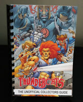 100% Unofficial LJN Thundercats Collectors Guide Book