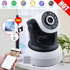 IP Kamera 720P CCTV WLAN Wireless Netzwerk IR Nachtsicht Wifi Camera Baby Webcam