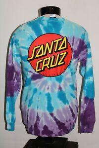 Santa Cruz Hommes Taille M T Shirt Combiner Envoi Discount