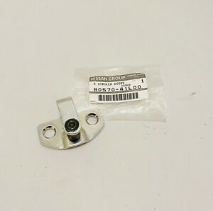 New Genuine Nissan Door Striker Latch RH=LH S12 S13 240SX Z31 300ZX 80570-41L00
