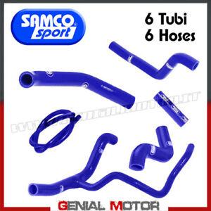 KuehlerrohrKit Samco BMW5BL Blau BMW R 1200 GS  2013 > 2018