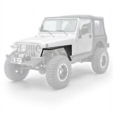 Smittybilt 76872 XRC Armor Front Tube Fenders For 1997-2006 Jeep TJ
