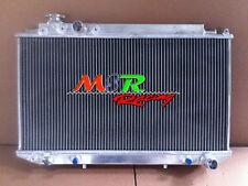 For Toyota Cressida MX83 1989 1990 1991 1992 1993 AT/MT 3 ROW aluminum radiator