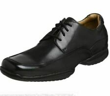 Hush Puppies Men's Luxembourg Oxford Shoes, Black, US Size 9.5EW
