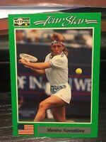 1991 NetPro MARTINA NAVRATILOVA RC Rookie Card Extremely Rare Prototype 1/1 Ebay