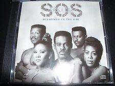 The S.O.S. Band – Diamonds In The Raw (Australia) CD – Like New