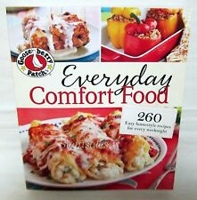 Gooseberry Patch Everyday Comfort Food - Softcover Edition - New