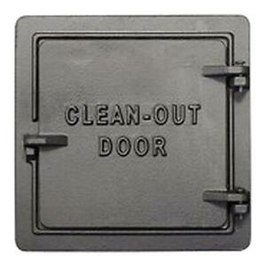 US Stove COD8 Chimney Clean Out Door - 8 in.