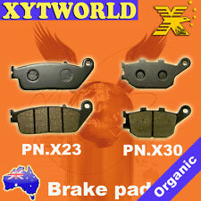 FRONT REAR Brake Pads KAWASAKI Z 750 ZR 750 2007 2008 2009 2010 2011