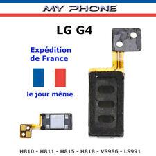 Ecouteur interne Haut Parleur LG G4 Nappe Flex Oreille H810 H811 H815 H818 LS991