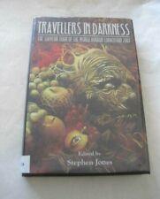 Signed x13! Travellers in Darkness World Horror 2007 Brian Lumley Gahan Wilson