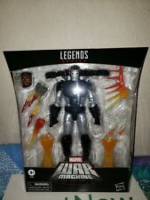 "Marvel Legends NEW * Deluxe War Machine * Exclusive 6"" Action Figure Avengers"