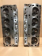 "351W FORD GT40 3 BAR PAIR OF CYLINDER HEADS # F3ZE 1/2"" HEAD BOLT HOLES"