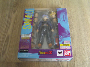 SH Figuarts Dragon Ball Z - Super Saiyan Trunks - Original Release - PLEASE READ