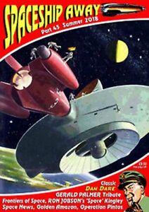 Spaceship Away Dan Dare #45