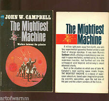 F-364  THE MIGHTIEST MACHINE by John W. Campbell   ACE  SCI/FI  US SB