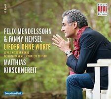Hensel / Matthias Ki - Lieder Ohne Worte Complete Edition [New CD]