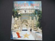 More details for 2004 malta euro coins collection of 8 pattern and prototype euro coins.