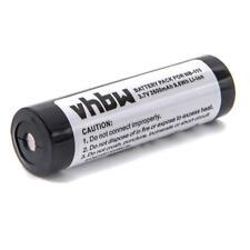 Batterie 2600mAh pour DENON DMP-R70; KENWOOD DMC-G7R, MiniDisc Players